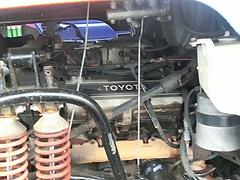 モンスター4WDエンジン