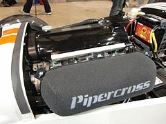 ケータハム スーパーライトR500エンジンルーム