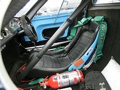ジネッタG12バケットシート