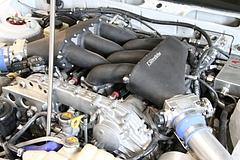VR38DETTエンジン