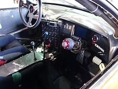 アドバンNATSヨコモ アリスト(JZS161)車内