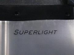 スーパーセブン スーパーライト後ろステッカー