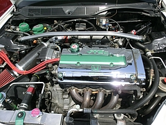 B16Aエンジン