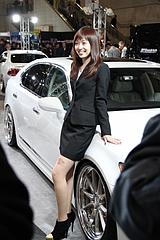 東京オートサロン2013キャンギャルのお姉さん7人目