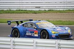 スバルBRZ R&Dスポーツ GT300