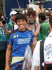 スバルBRZ R&Dスポーツ山野哲也選手