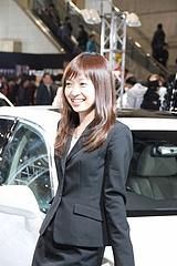 東京オートサロン2013キャンギャルのお姉さん 7人目