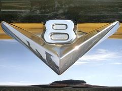 痛車フォードF100エンブレム