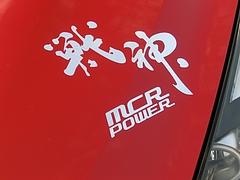 MCR戦神ステッカー