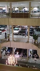 日本自動車博物館 館内