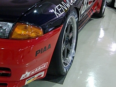 日産スカイラインGT-R(R32)タイサンGT-R フロントタイヤ