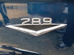 初代フォード マスタング エンブレム