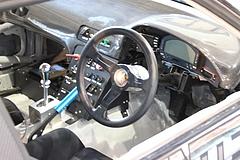 ベンソープラ380SX車内