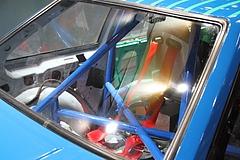 D1グランプリ トヨタ・スプリンタートレノ(AE86)ロールケージ