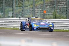 スバルBRZ R&Dスポーツ GT300鈴鹿ホームストレート