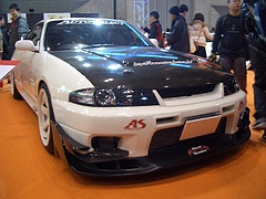 AUTO SELECT R33GT-R