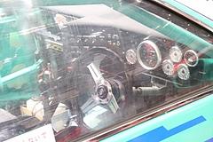 D1グランプリ トヨタ・スプリンタートレノ(AE86)運転席