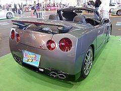 NATS GT-K(EA11R)左後ろ