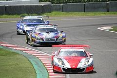 ARTA HSV-010鈴鹿最終コーナー�