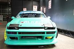 D1グランプリ トヨタ・スプリンタートレノ(AE86)フロントマスク
