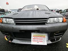 痛車 日産・スカイラインGT-R(BNR32)フロントマスク
