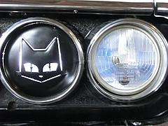 日産ローレルSGX ヘッドライト