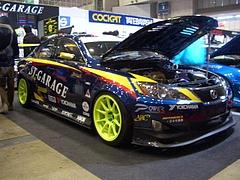 ST-GARAGE LEXUS IS300
