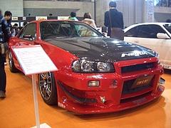 MCR R34GT-R