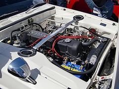 ハコスカ L型エンジン