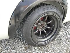 ケンメリGT-R(KPGC110)2台目リヤタイヤ