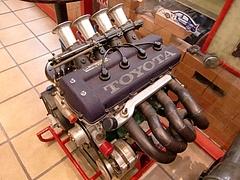 トヨタ 3K-Rエンジン