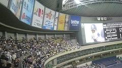 名古屋ドーム5階席