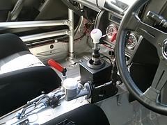 HKS86(ZN6)車内