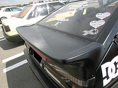 トヨタ カローラ・レビン(AE86)リヤスポイラー