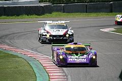 エヴァンゲリオンRT初号機アップル紫電 鈴鹿最終コーナー�