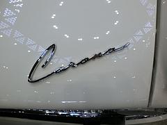 昭和39年式トヨタ・コロナ エンブレム