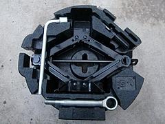 レガシィの車載工具