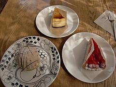 milou(ミルゥ)ケーキ