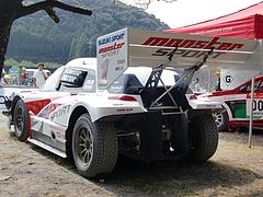 SX4 2009パイクスピーク優勝車左後ろ