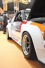 トヨタ・カローラレビンN2仕様(AE86)オーバーフェンダー