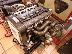 トヨタ 3S-GTEエンジン2