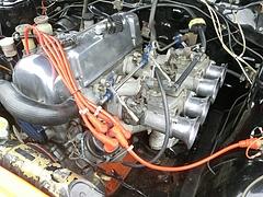 日産A型エンジン