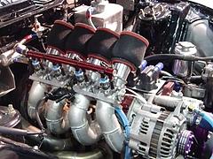 マジックR26B4ローター(FD3S)エンジン
