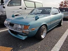 トヨタ・セリカ1600GT前面