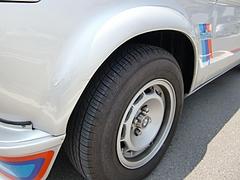 BMW2002ターボ フロントフェンダー