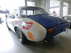 トヨタ・スポーツ800(UP15)左後ろ