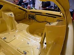 日産フェアレディZ(S30)車内