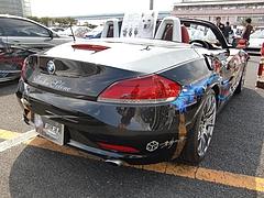 BMW Z4リヤビュー