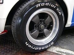 日産フェアレディZ(S30)BRE仕様ホイール
