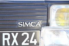 シムカ・ラリー3 エンブレム